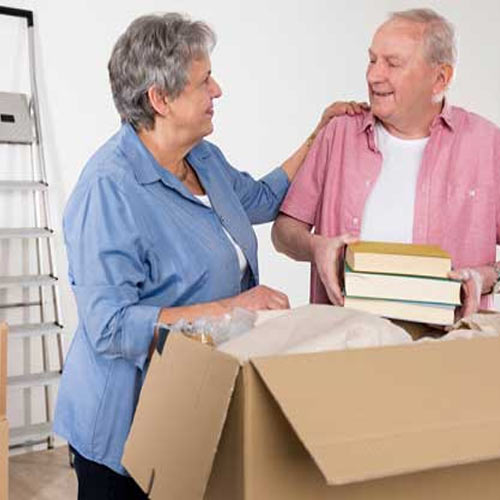 خدمات اسباب کشی برای سالمندان